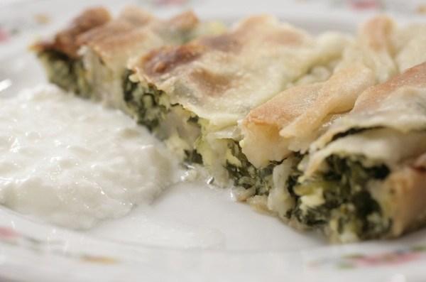 Zelena pita (Fotografija Igor Šeler / Oblizeki)