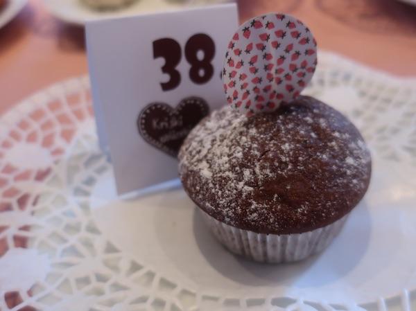 Bezglutenski muffini, lijepi, ukusni, trendovski, ali ovaj puta bez nagrade (Fotografija Miljenko Brezak)