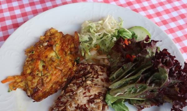 Povrtni popečak kao jedan od priloga mesu (Fotografija Božica Brkan / Oblizeki)