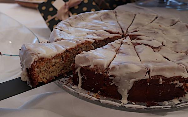 Torta gotovo bez brašna (Fotografija Božica Brkan / Oblizeki)