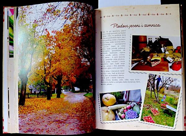 Uvod u goransku jesen (Presnimljeno iz knjige Kuharica iz bakine škrinjice Blažice Sveticki)