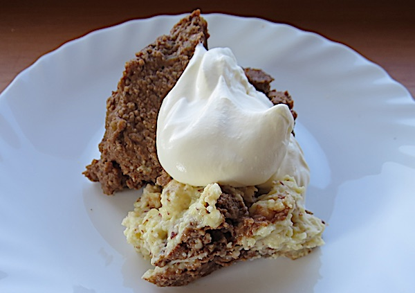 Torta bez brašna (Fotografija Božica Brkan / Oblizeki)