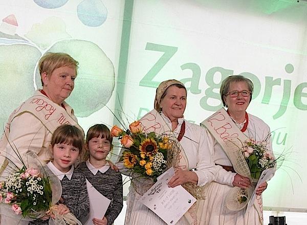 Prošlogodišnje pobjednica 12. Babičinih kolača (Fotografija Miljenko Brezak / Oblizeki)