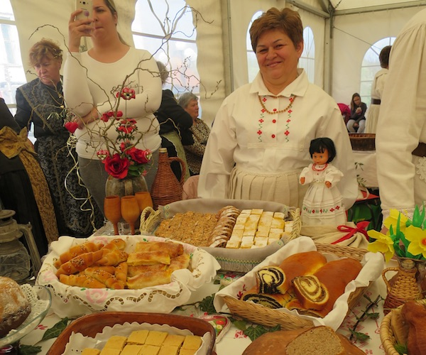 Prvi puta na Babičinim kolačima: Renata Rusek (Fotografija Miljenko Brezak)