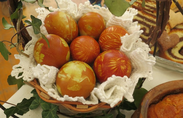 Jaja su o uskrsu najčešće poslužena kao pisanice (Fotografija Oblizeki)