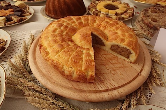 Drugonagrađena slastica 13. babičinih kolača (Fotografija Miljenko Brezak / Oblizeki)
