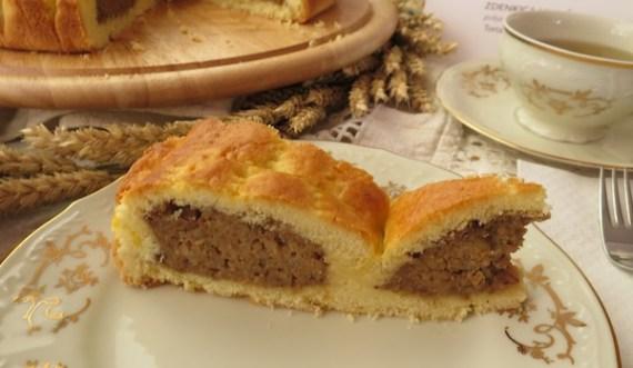 Kriška pite od ječmene kaše s orasima (Fotografija Miljenko Brezak / Oblizeki)
