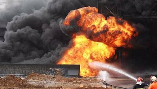 NIGER DELTA MILITANTS GREENLAND JUSTICE BLOW UP ANOTHER NNPC DELIVERY LINE – WE OWN OUR LANDS