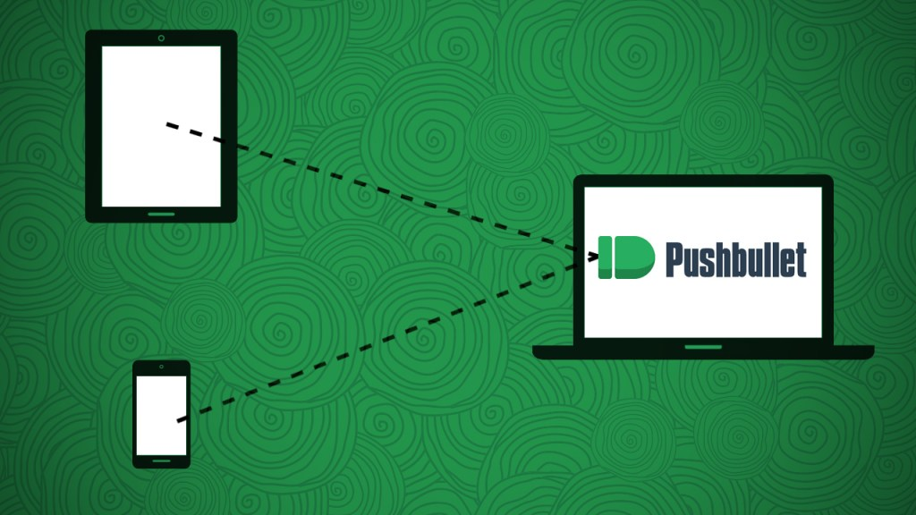 Pushbullet sincronizacion