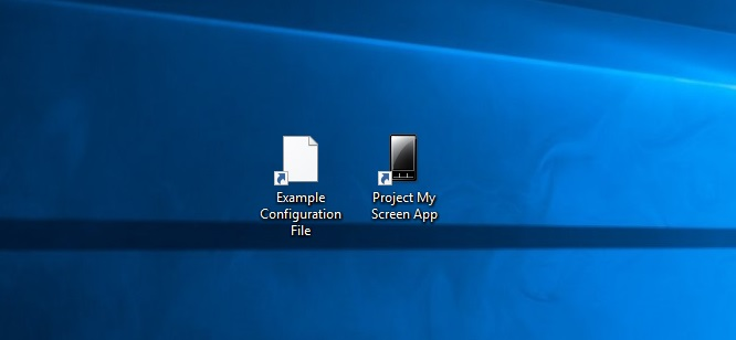 AccesoProjectMyScreen