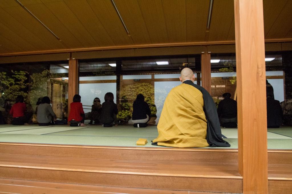 松江お坊さんカフェ 2016年1月の部