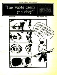 """the whole damn pie shop"" No. 10 page 1"