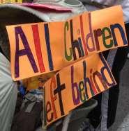 All Children Left Behind!