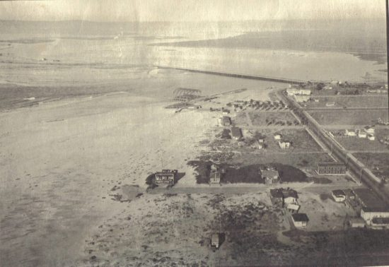 Ocean Beach beach front - 1903