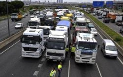 Spanish truckers block roads to Madrid; Thai truckers to do same to Bangkok