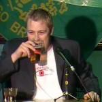 No shortage of alcohol consumption on Matt Cook Live