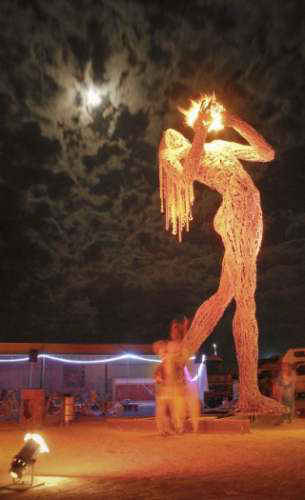 Burning Man 04
