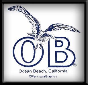 OB Seagull logo