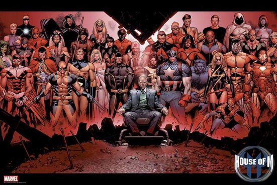 House of M rich