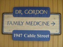 Jeoff gordon-sign
