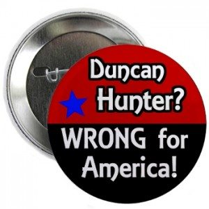 duncan hunter wrong