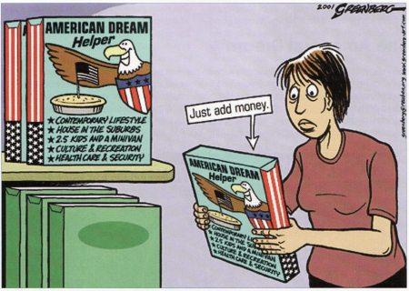 American_Dream_Just_add_money