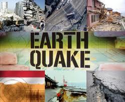 earth quake logo