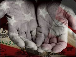 American hands poverty