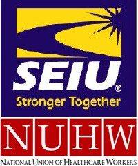 kaiser seiu-nuhw logo