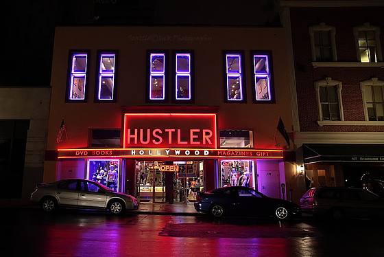The hustler store san diego