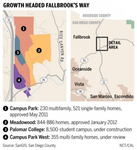 Controversy, Dispute Envelops Palomar College Construction Site at ...