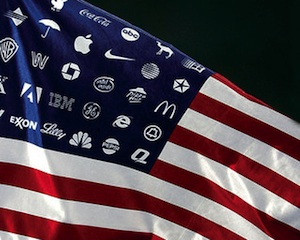 American Flag-corporate