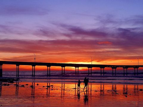 OB Pier - from Wikipedia