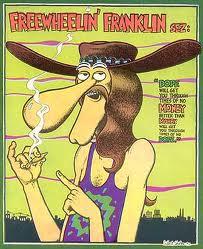 old hippie freewheelnfranklin