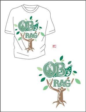 OB Rag tshirt 3rd