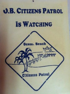 OB Citizens Patrol logo