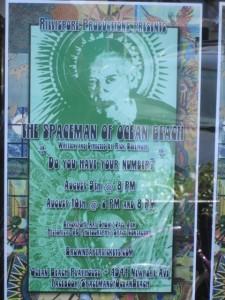 OB Newport 7-16-13 Spaceman poster2