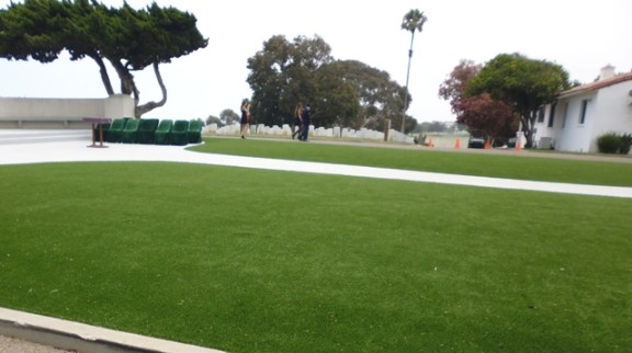 Ft Rosecrans artif turf jc 8-15-13