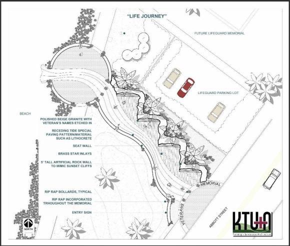 OB Vets Plaza DesignGood