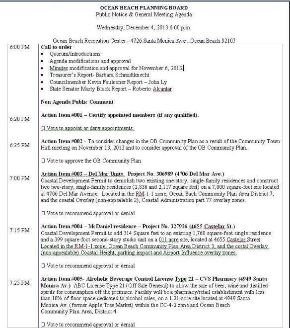 OB Plan BD agenda 12-04-13 p1