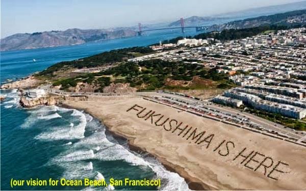 San Francisco fukushima