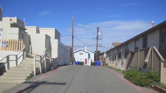 OB Dist 5 alleyclif