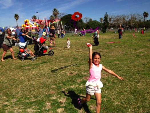 OB kite flying DustyRhPk
