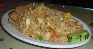 antique thai fried rice