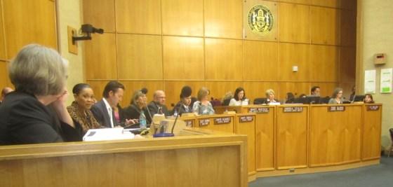 San Diego CityCoun D2 apmt Council