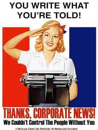 corporate media salute
