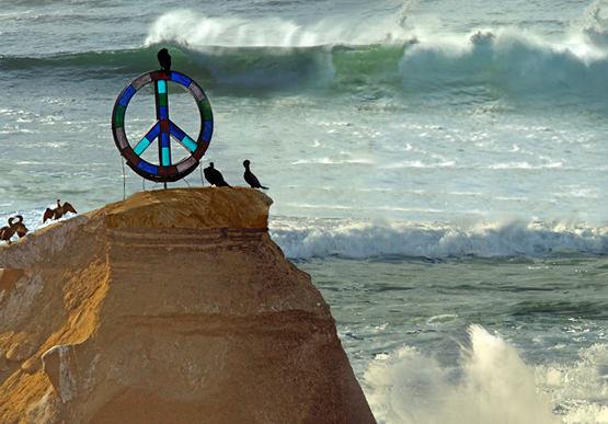 OB Peace Rock