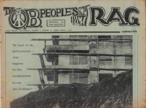 OB Precise Plan Rag cliff cover