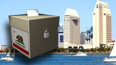 ballot box san diego