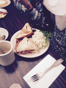Perrys Cafe BLT